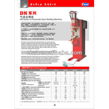pneumatic projection spot welder DN-100,automatic spot welding machine in the hardware industry