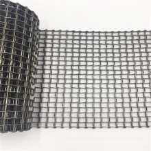 Stainless steel honeycomb wire mesh bottle conveyor belt
