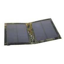 5W Handy iPad elektrisches Buch faltbare Solar Ladegerät Tasche Pack