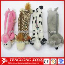 plush animal shape pen bag