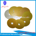 High uality Wet Diamond Polishing Pads for polishing marble, granite
