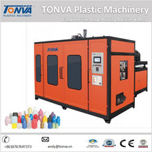 Plastic Machinery of 10 Die Heads Extrusion Blow Molding Machine