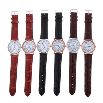 2016 New Casual Quartz Watch Men Business Watches