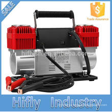 12V 220PSI CAR Air Compressor 300L/Min Portable Pressure Pump Tyre Deflator 4WD
