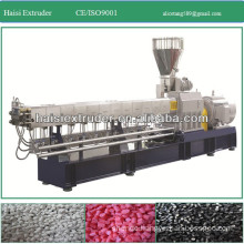 twin screw PP/PE/PVC machinery for granulation