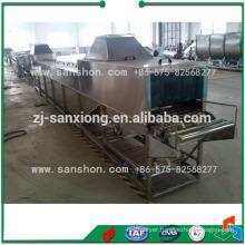 China Basket Type Blanching Sterilizing Machine