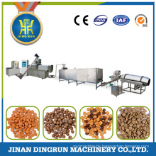 big capacity full production line dog food making machine