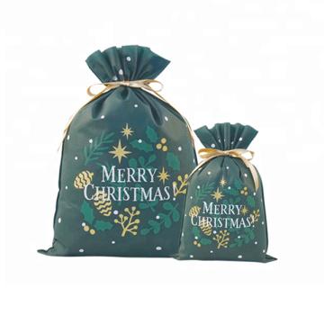 Sac Jumbo Non Tissé Cadeau de Noël 400x560mm