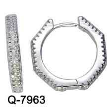 Novo design de moda jóias brincos Huggies com preço competitivo de fábrica