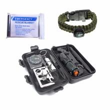 Notfall-Überlebensausrüstungsset