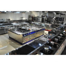 Gran precio Commercial Hot Pot Restaurant Equipment en venta