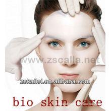 Gesichtsmaske aus Bio-Hautpflege