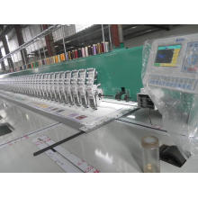 Большой плоский вышивальная машина