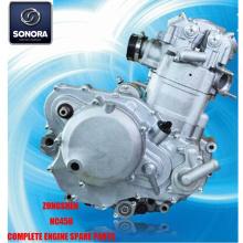 Zongshen NC450 Complete Engine Spare Parts Oryginalne części
