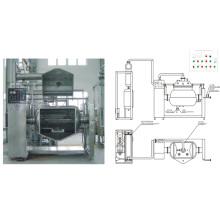 Mezclador y mezclador horizontal de vacío