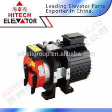 passenger gearless PM elevator traction machine/HI200-1