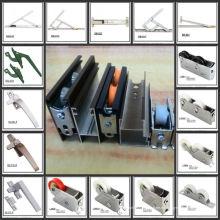 De metal marco de puerta de acero que hace la máquina / máquina perfiladora