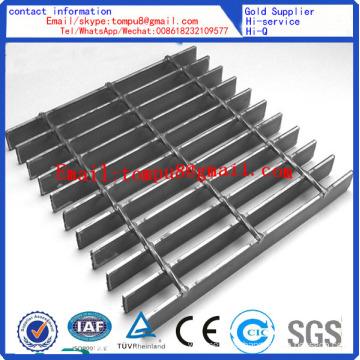 Galvanized Steel Bar Floor Grating