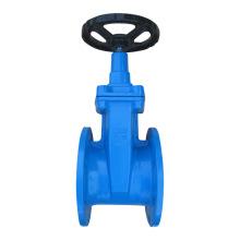 Bs5163 Válvula de compuerta de vástago no levantada resistente a la elasticidad