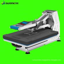 Sunmeta New Design Automatic Flatbed press heater Transfer Machine ST-4050A