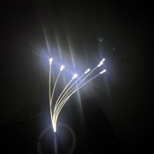 Inserção de luz LED para decoração de jardins Luzes de paisagem
