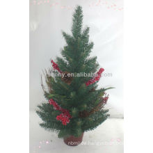 Ornament Mini Christmas tree pine cones