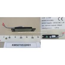 Светодиодные лампы для эскалатора kone гребень KM5070532H01