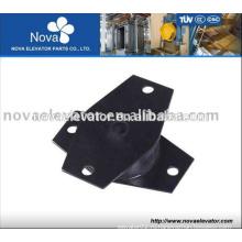 Заслонка Ibration, Резиновый амортизатор, Антивибрационная подушка для тяговой машины