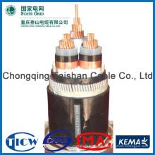 Cable de alimentación 15kv 3x240mm