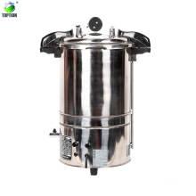Esterilizador de vapor de presión portátil usado Autoclave industrial