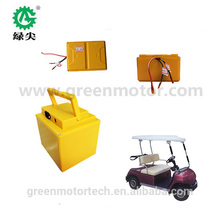 Quality assurance lithium battery