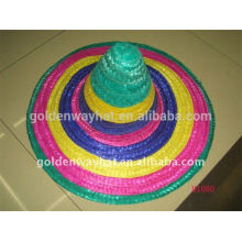 Billige Hüte zum Verkauf Stroh Sombrero Hut