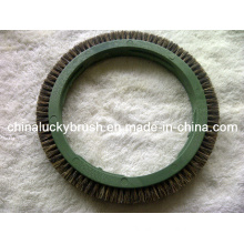 Bristle Wire Textile Round Brush for Monforts Big Stenter (YY-282)