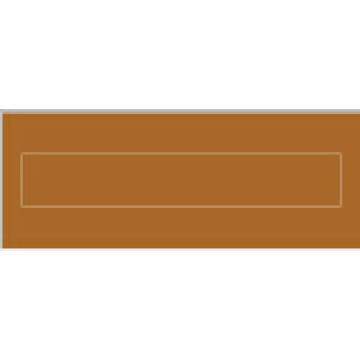 Powder Coating (Orange Brown)