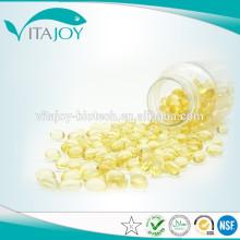 GMP certificado de alta calidad de vitamina D3 / VD3 5000IU softgel