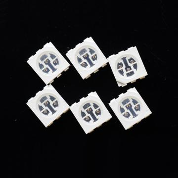 660nm LED 5050 roter SMD LED Epistar Chip