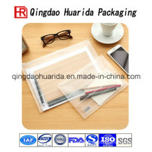 High Standal Plastic Bag with Zipper