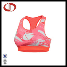 New Design Women Sports Bra Custom Fitness Yoga Bra