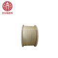 Fio de cobre elétrico de fibra de vidro isolado de fita de mica