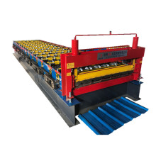 Metal Roof Wall Construction Construction Maufacturing Machine