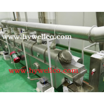 Xylitol Getah Bed Fluid Dryer