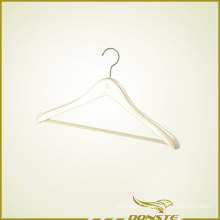 Light White Wooden Clothes Hanger