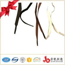 производство плоского покрашенная изготовленная на заказ оптом шнурки с разными советами