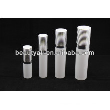 Shutter Shape Luxury Acrylic Cosmetic Bottle For Lotion Packaging
