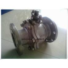 """Metal vedação Stellite rosto válvula de esfera flutuante (4 """"-150lb)"""