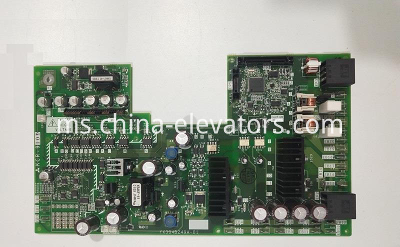 Driving Board for Mitsubishi MRL Elevators KCR-910D