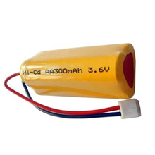 PKCELL Nicd Aa 300mah 3.6v Rechargeable Battery