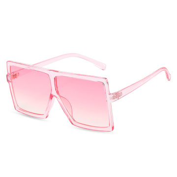 Flat top square sun glasses 2020 new arrivals retro fashion gradient shades custom designer luxury sunglasses women men 87029
