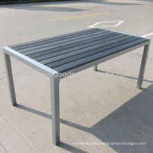 Garden plastic wood Table