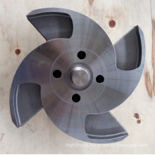 Sand Casting Carbon Steel Durco Pump Impeller 2*1-10A